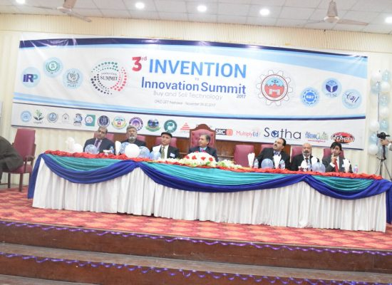 Innovation Summit, KP