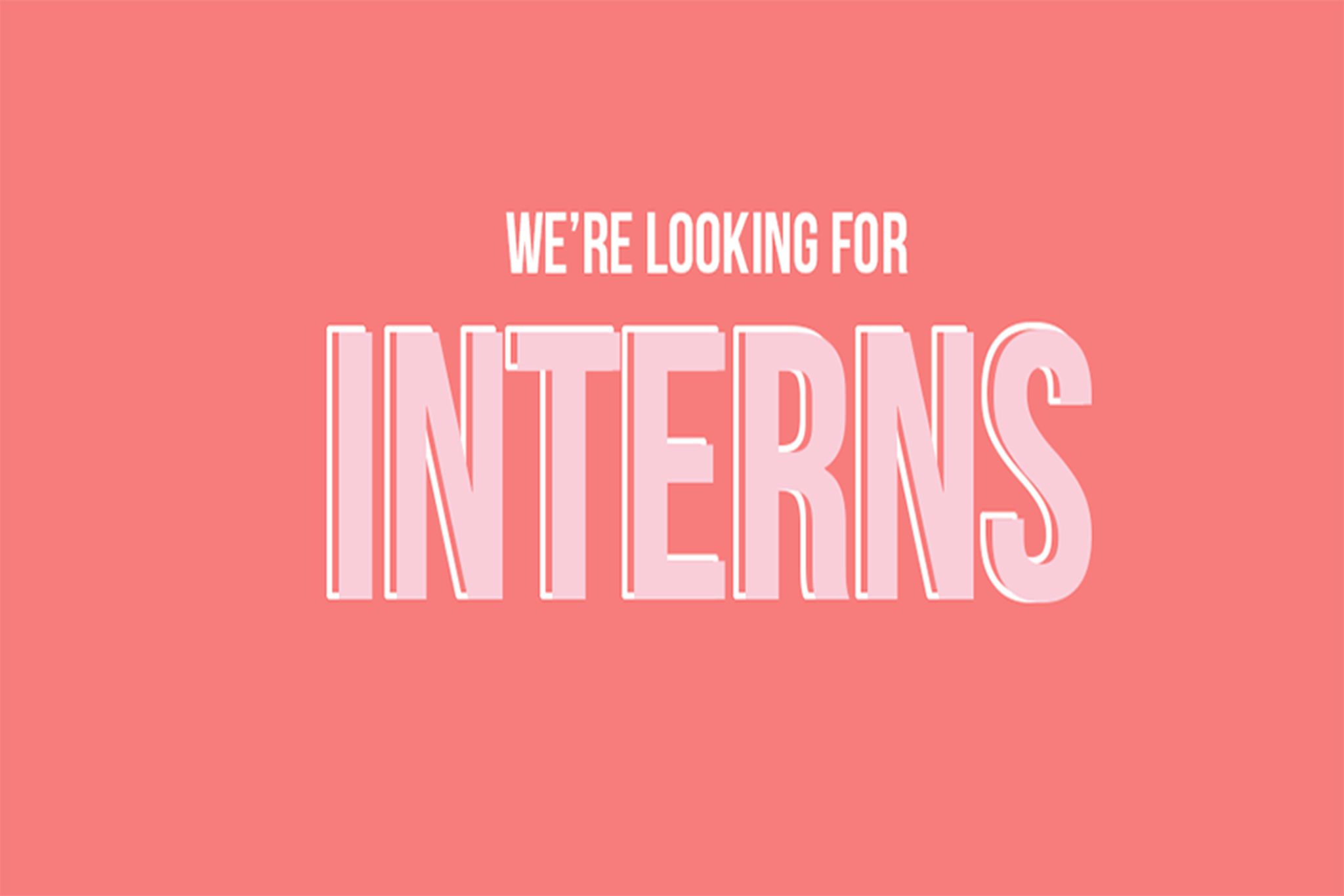 Looking for internship