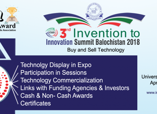 Innovation Summit Balochistan